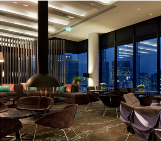 28 Sky Bar Lounge Melbourne Crown Metropol