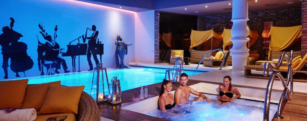 Harmony Spa - Aria Hotel Budapest