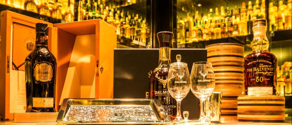 Edinburgh Scotch Whisky Experience