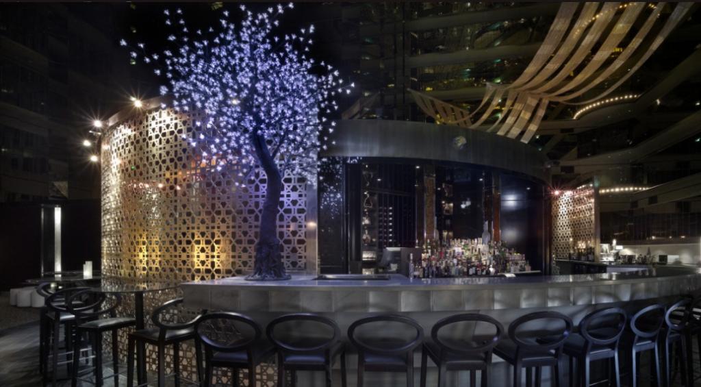 Atrium Bar No35 Sofitel