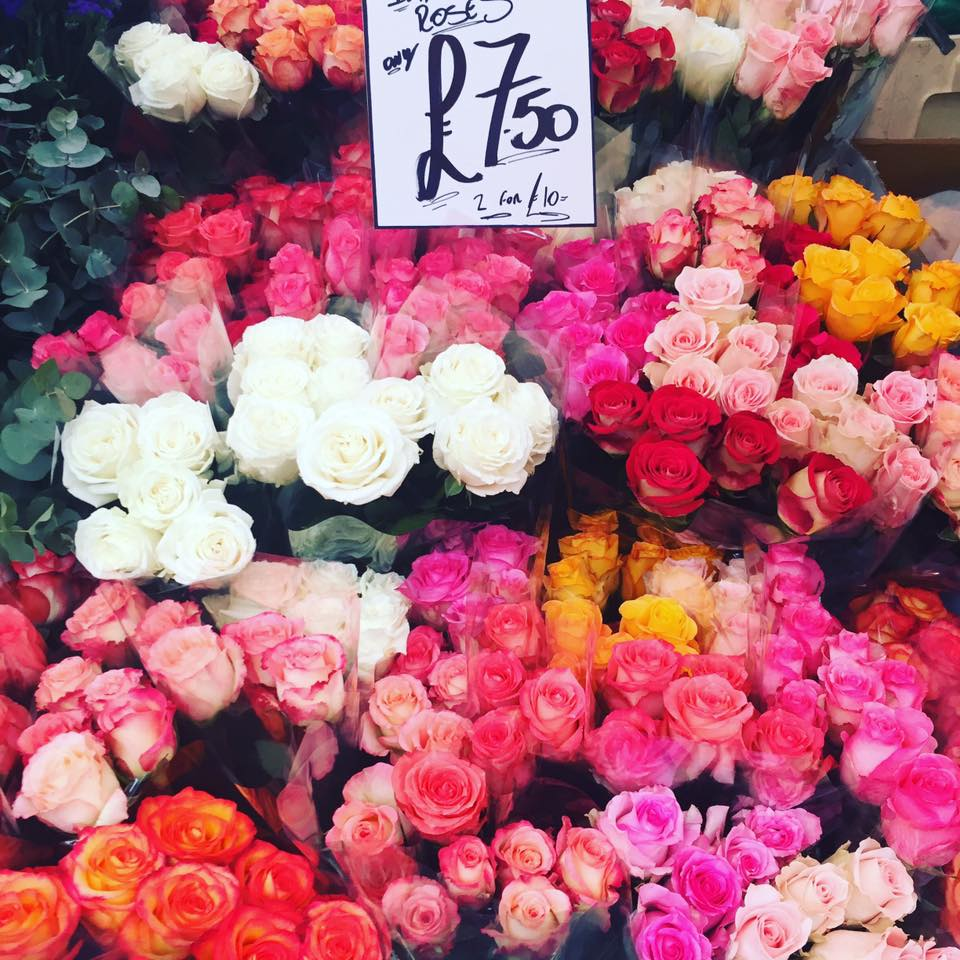 Columbia Road Flower Market (2)