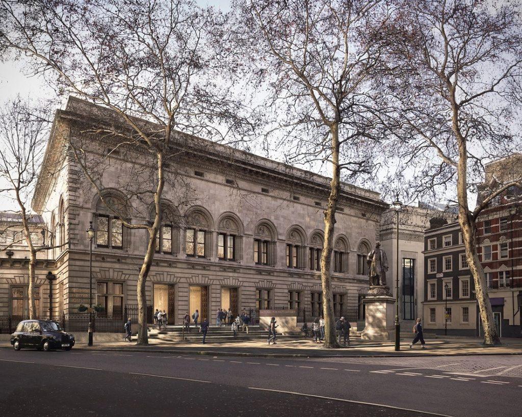 national portrait gallery - London