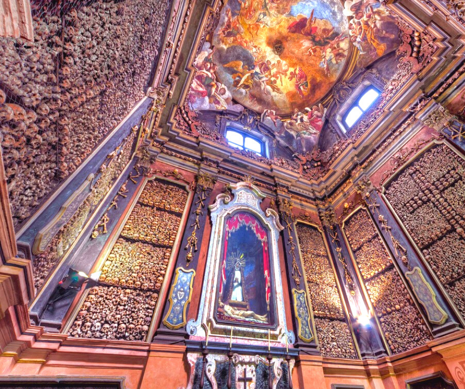 Santuario di San Bernardino alle Ossa, Milan