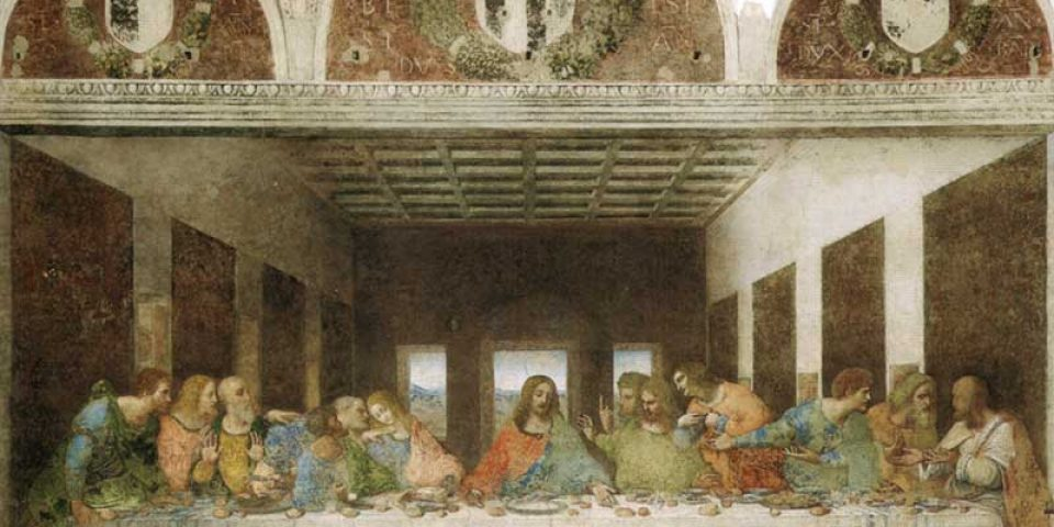 Cenacolo painting